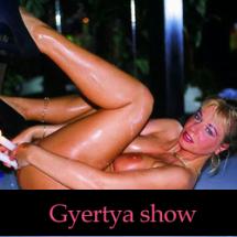 gyertyashow